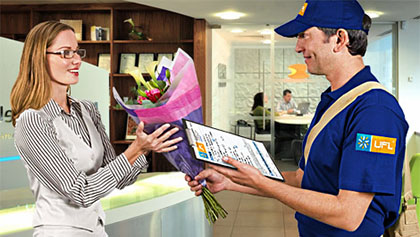 Delivery to Chisinau